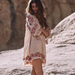 Spell & the Gypsy Collective Cleo Tunic Dress SM